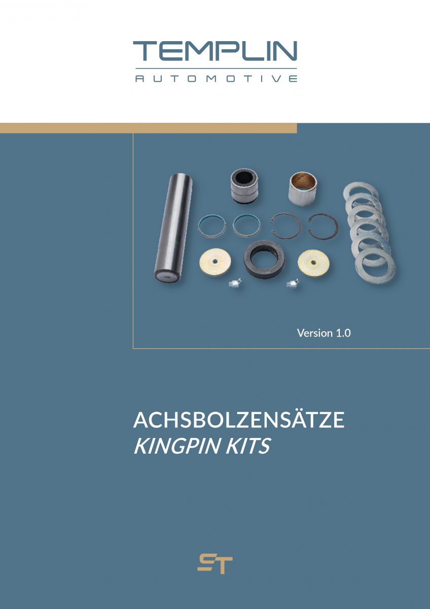 Axle pin sets_Kingpin kits
